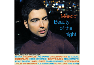 Meeco - Beauty Of The Night - (CD)