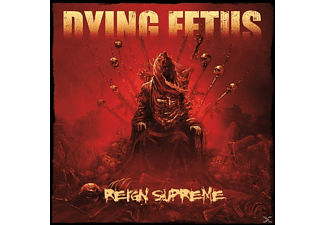 Dying Fetus - Reign Supreme - (Vinyl)