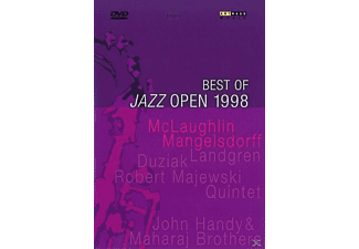 VARIOUS - Best Of Jazz Open 1998 (Ntsc) - (DVD)