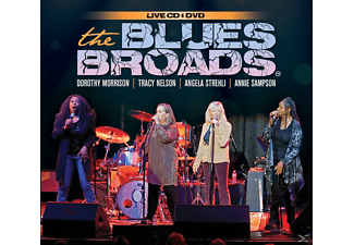 The Blues Broads - The Blues Broads - (CD + DVD Video)