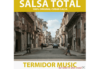 VARIOUS - Salsa Total - (CD)