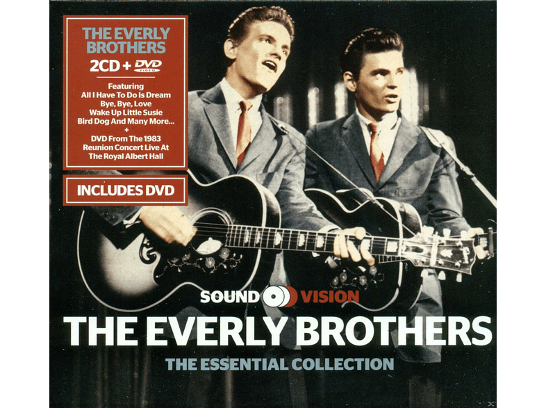 The Everly Brothers - Essential Collection (2cd+Dvd) [CD + DVD Video]