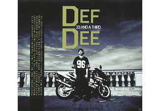 Def Dee - 33 and a Third - (CD)