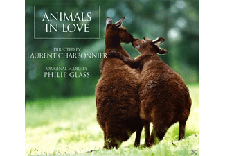 Philip Glass - Animals In Love - (CD)