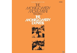 The Montgomery Express - MONTGOMERY EXPRESS - (Vinyl)