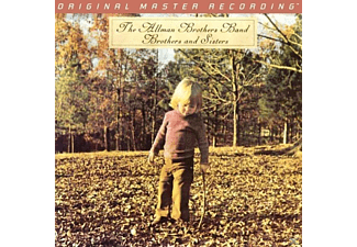 The Allman Brothers Band - Brothers And SIsters - (SACD Hybrid)