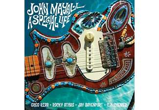 John Mayall - A SPECIAL LIFE (LIMITED EDITION) - (Vinyl)