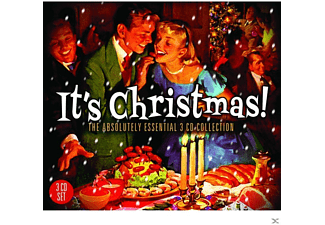 VARIOUS - It's Christmas - (CD)