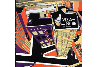 Viza-noir - No Record - (CD)