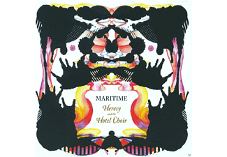 Maritime - Heresy And The Hotel Choir - (CD)