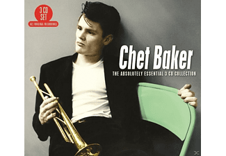 Chet Baker - Absolutely Essential - (CD)