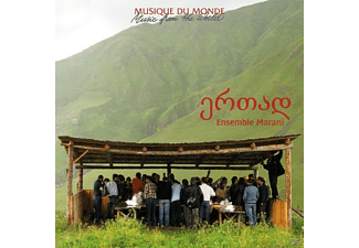 Ensemble Marani - Polyphonies De Georgie - (CD)
