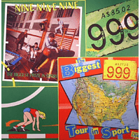 999 - The Biggest Prize In Sport / The Biggest Tour In Sport (Record Store Day 2015) [Vinyl]