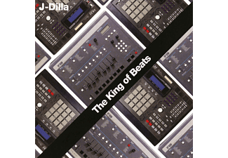 J Dilla - The King Of Beats - (CD)