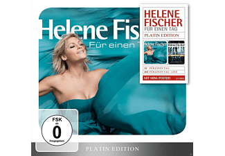 Helene Fischer - Für Einen Tag (Platin Edition-Limited) - (CD + DVD Video)