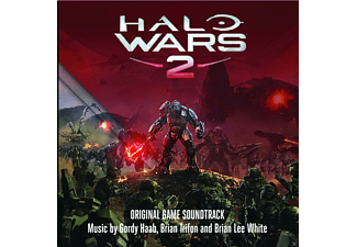 OST/VARIOUS - Halo Wars 2 (Ost) - (CD)