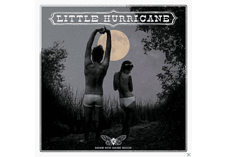 Little Hurricane - Same Sun Same Moon (180 Gr.White Vinyl+MP3) - (LP + Download)