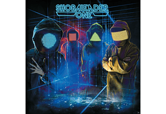Shobaleader One - Elektrac (2LP+MP3/Gatefold) - (LP + Download)