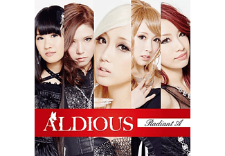 Aldious - RADIANT A - (CD)