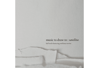 Kid Koala feat. Emiliana Torrini - Music To Draw To: Satellite (2LP) - (Vinyl)