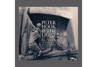Peter & The Light Hook - Closer-Live In Manchester (2CD) - (CD)