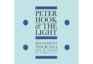 Peter Hook & The Light - Movement-Live In Dublin - (CD)