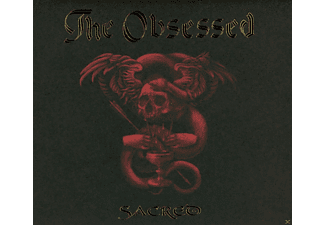 The Obsessed - Sacred - (CD)