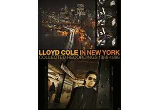 Lloyd Cole - In New York-Collected Recordings 1988-1996 (LTD) - (CD)