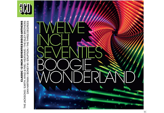 VARIOUS - Boogie Wonderland - (CD)