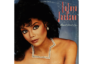 La Toya - Heart don't lie - (CD)