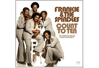The Frankie/spindles - Count To Ten: Complete Singles Collection - (Vinyl)