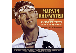 Marvin Rainwater - The Complete Releases 1956-62 - (CD)
