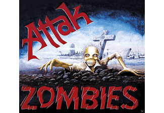Attak - Zombies - (CD)