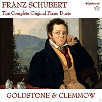 Anthony Goldstone, Caroline Clemmow - Komplette original Pianoduette [CD]