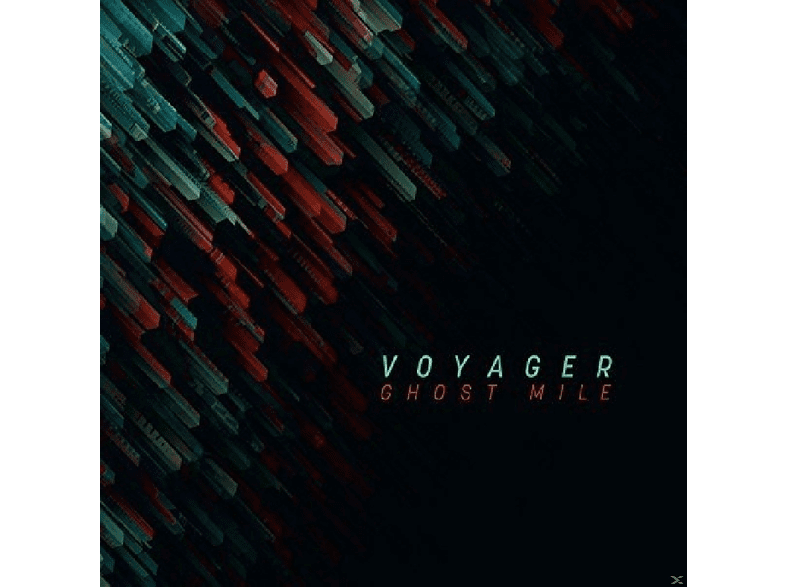 Voyager - Ghost Mile [CD]