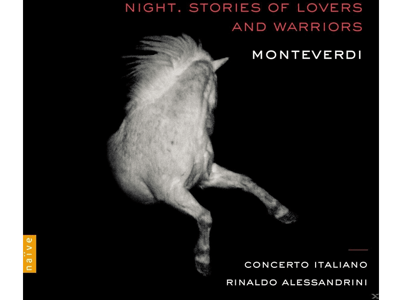 Concerto Italiano, VARIOUS - Night,Stories Of Lovers And Warriors [CD]