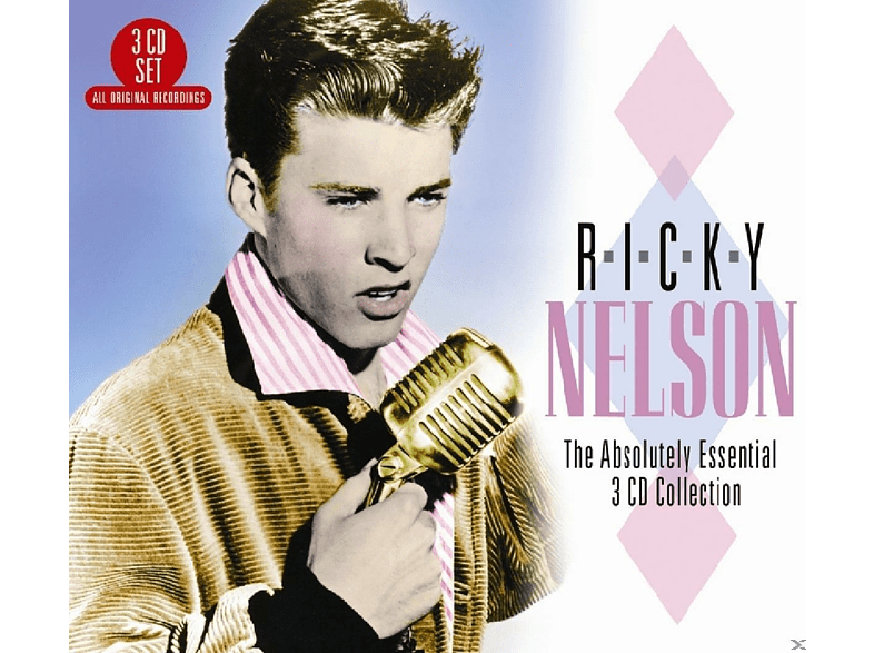 Ricky Nelson - Absolutely Essential [CD]