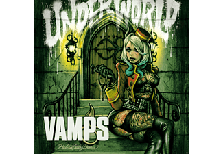 Vamps - Underworld - (CD)