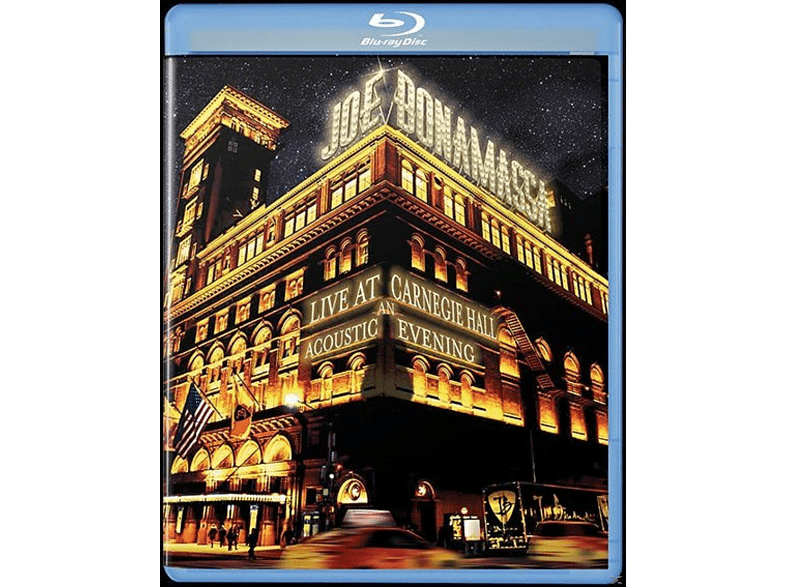 Joe Bonamassa - Live At Carnegie Hall-An Acoustic Evening (BR) [Blu-ray]