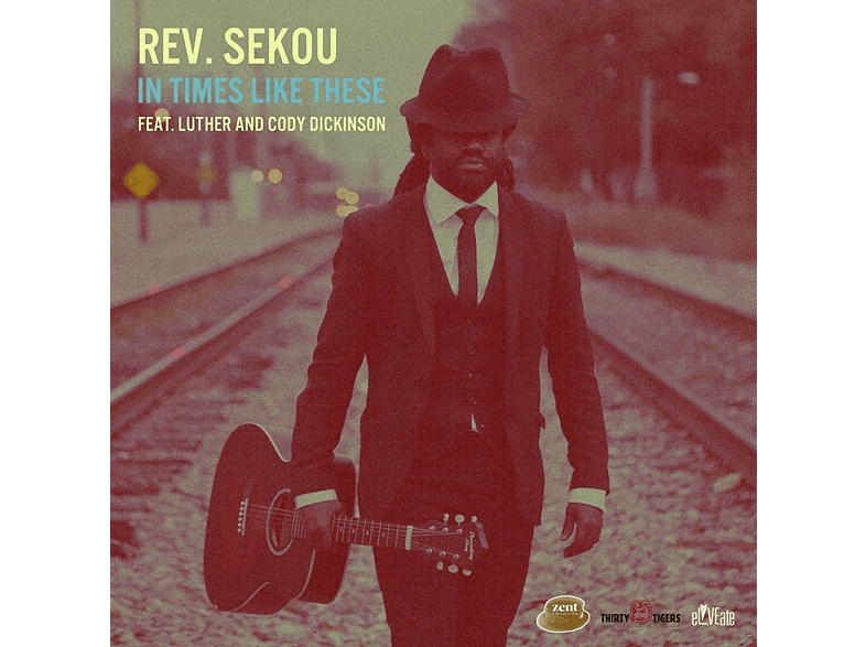Rev.Sekou, Luther, Cody Dickinson - IN TIMES LIKE THESE (2LP) [Vinyl]
