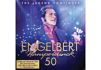 Engelbert Humperdinck - ENGELBERT HUMPERDINCK 50 - (CD)