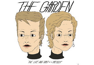 Garden - THE LIFE & TIMES OF A PAPERCLIP - (CD)