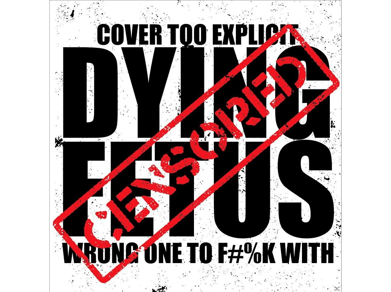 Dying Fetus - WRONG ONE TO FUCK WITH (GATEFOLD BLACK+MP3) [LP + Download]