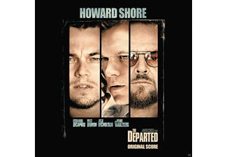 Howard Shore, O.S.T. - THE DEPARTED (OST) (TRI-COLOUR VINYL) - (Vinyl)