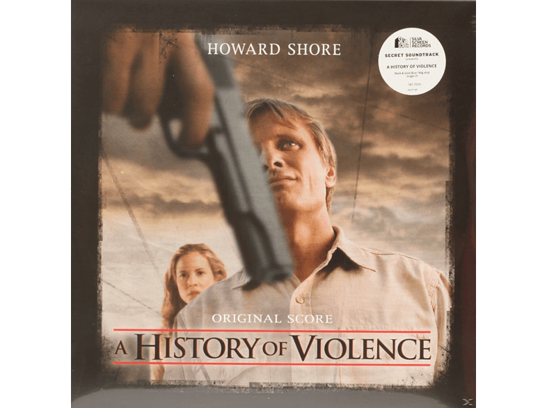 Howard Shore, O.S.T. - A HISTORY OF VIOLENCE-COLOUR IN COLOUR VINYL [Vinyl]