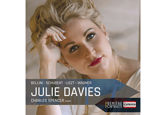 Julie Davies, Charles Spencer - LIEDER - (CD)