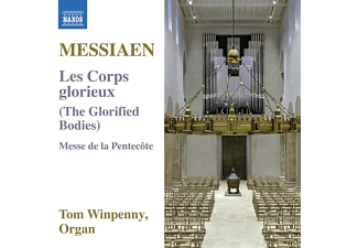 Tom/orgel Winpenny - LES CORPS GLORIEUX - (CD)