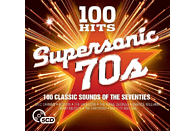 VARIOUS - 100 HITS SUPERSONIC 70S [CD]