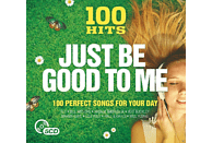 VARIOUS - 100 HITS JUST BE GOOD TO ME [CD]