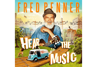Fred Penner - HEAR THE MUSIC - (CD)